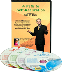 A Path To Self-Realization LIVE SEMINAR 4-DVD and 4-CD by Ivan Stein